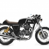 Royal Enfield Continental GT czarny ABS